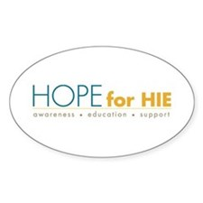 Hope for HIE Logo Decal