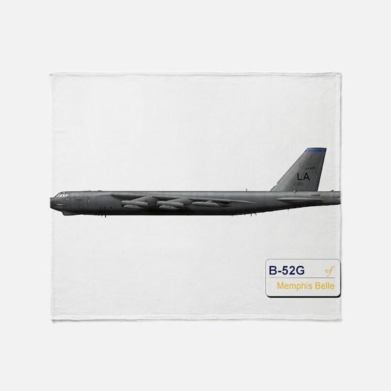 Cute Aircraft Throw Blanket