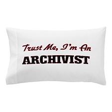 Funny Archivist Pillow Case
