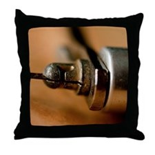 Coping Saw Throw Pillow