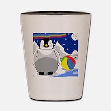 Unique Original penguin Shot Glass