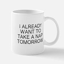 I Nap Mug