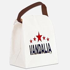 Vandalia Canvas Lunch Bag