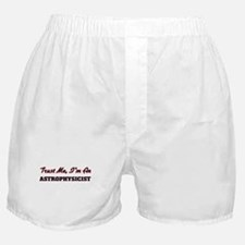 Cute Astronomy Boxer Shorts