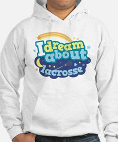 Lacrosse Sports dream Hoodie