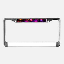 Special Fractal 29 License Plate Frame