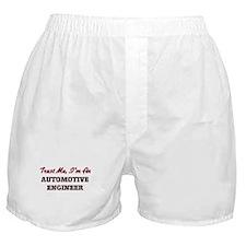 Cool Automotive Boxer Shorts