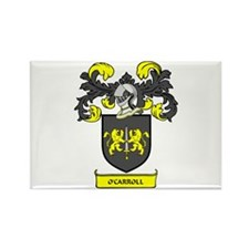 O'CARROLL 2 Coat of Arms Rectangle Magnet (10 pack