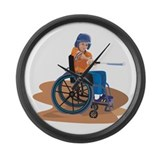Baseball Giant Clocks