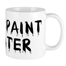 Paint Water Coffee Small Mug