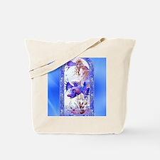 Cute Art nouveau Tote Bag