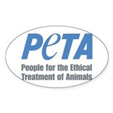 Peta Bumper Stickers