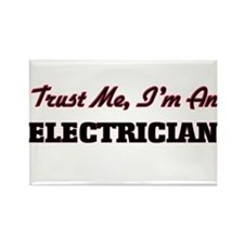Trust me I'm an Electrician Magnets