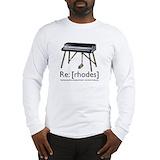 Fender rhodes Long Sleeve T Shirts