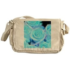 Cute Roses Messenger Bag