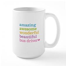 Amazing Bus Driver Mugs
