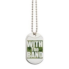 With the Band Dog Tags