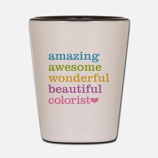 Cute Color Shot Glass