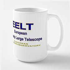 Extremely Large Telescope Large Mug