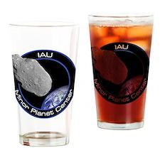 Minor Planet Center Drinking Glass