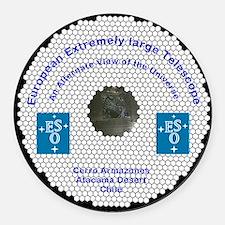 EELT Round Car Magnet