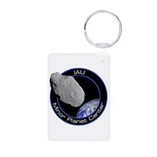 Minor Planet Center Keychainss