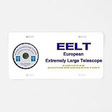 EELT Aluminum License Plate