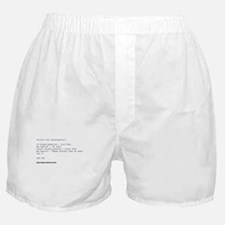 If Stupid_Question = True Boxer Shorts