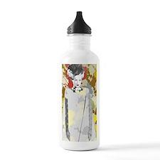 Bride Splatter Water Bottle