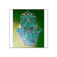 Hamsa (hand) Fatima Hand Painting Sticker