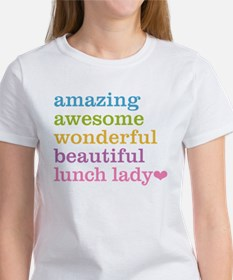 Amazing Lunch Lady T-Shirt
