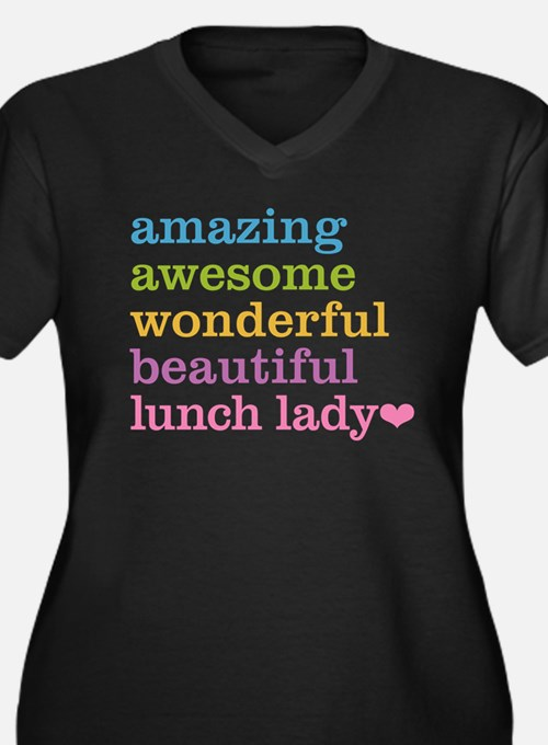 Amazing Lunch Lady Plus Size T-Shirt
