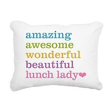 Cool Coolest Rectangular Canvas Pillow