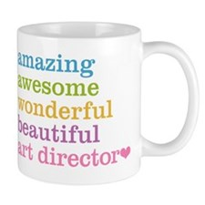 Amazing Art Director Mugs