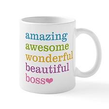 Amazing Boss Mugs