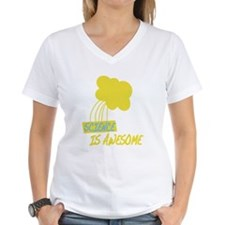 science is awesome 2 T-Shirt