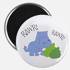 Rawr Dinosaur Magnets