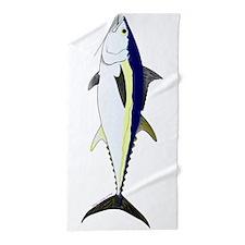Longtail Tuna Beach Towel