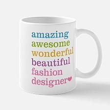 Amazing Fashion Designer Mugs