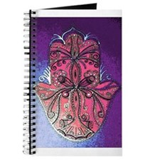 Unique Hamsa art Journal