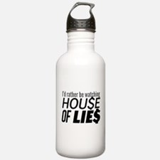 House of Lies Water Bottle