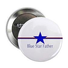 """Unique Blue star families 2.25"""" Button (10 pack)"""