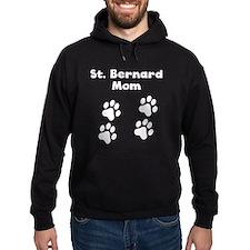 St. Bernard Mom Hoody