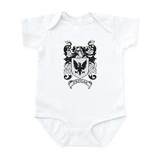 O'BOYLAN Coat of Arms Infant Bodysuit
