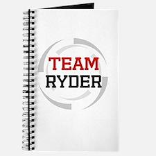 Ryder Journal