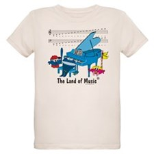 Musical_Alphabet-5 T-Shirt
