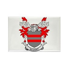 NUGENT Coat of Arms Rectangle Magnet
