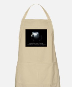 Timneh African Grey with Quote Apron