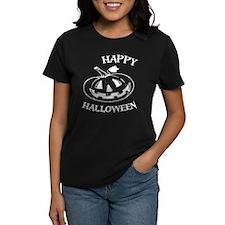 Happy Jack O Lantern Halloween T-Shirt