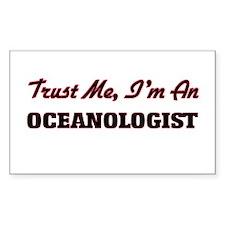 Trust me I'm an Oceanologist Decal
